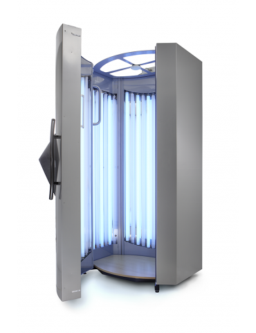 UV Phototherapy Full Body Cabin Daavlin 3 Series PC