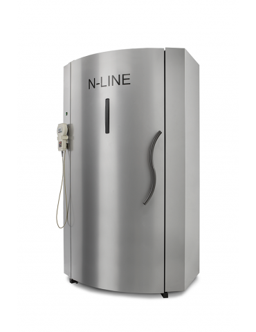 N-Line Basic Phototherapy Cabin MedlightCabine Fototherapy MEDlight N-Line