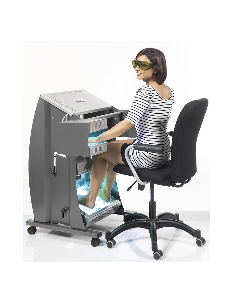 Medlight N-Line T Pannello Fototerapia mani piedi UVA e UVBUnità Parziali MEDlight N-LINET