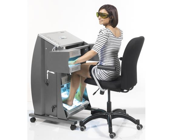 Medlight N-Line T Pannello Fototerapia parziale UVA e UVB