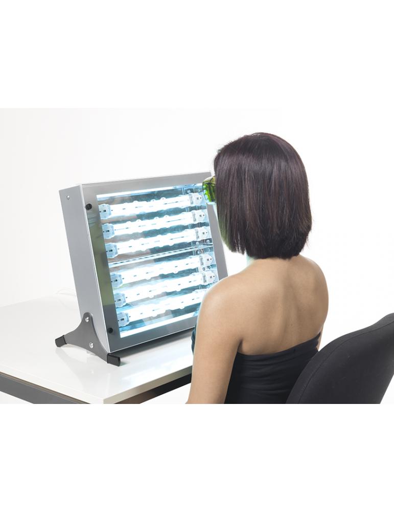 Medlight N-Line T Form Hands - Pieds - Photothérapie portable FacePhotolights MEDlight N-LINETmodule