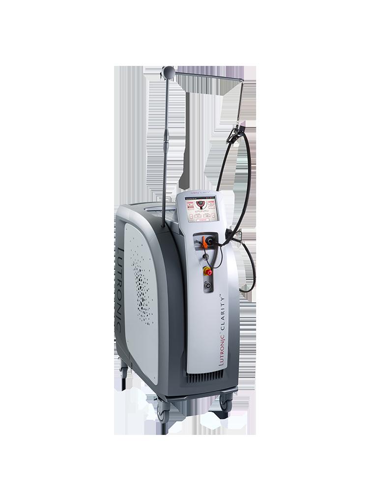 Lutronic Clarity Nd:Yag - Alexandrite Laser Alexandrite Nd:YAG laser Lutronic