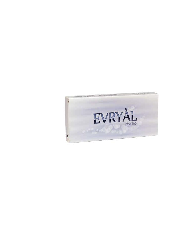 Acido Ialuronico Biorivitalizzante Evryàl Hydro