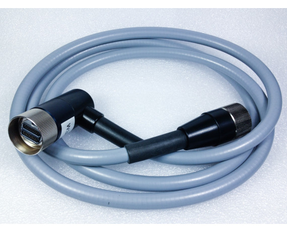 Fiber optic cable for ELM MoleMax II micro camera