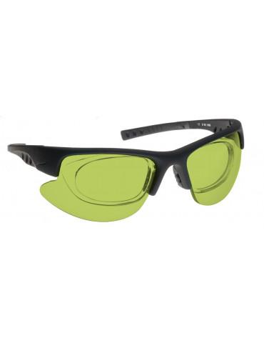 Occhiali Laser Infrarosso Nd:YagOcchiali Nd:Yag NoIR LaserShields YG3#34