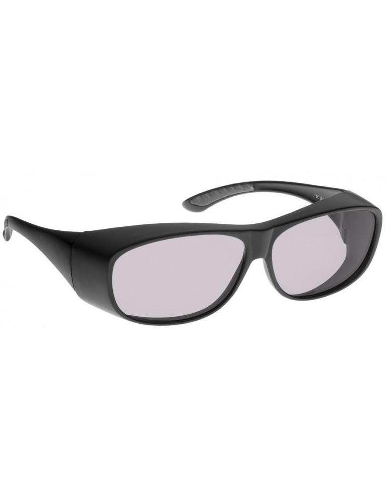 Occhiali Laser Infrarosso Nd:Yag Lente GrigiaOcchiali Nd:Yag NoIR LaserShields YG5#53