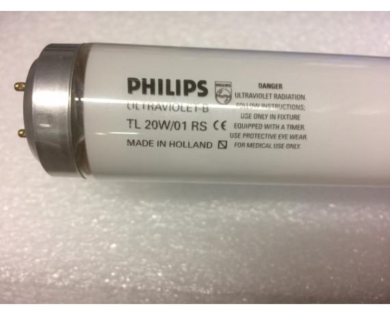 Lampada UVB TL20W/01 fototerapia