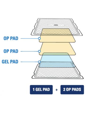 Clatuu Matrix Gel Pad Tray Version Scatola 60 pezziClassys