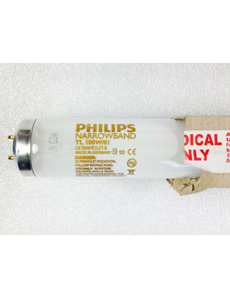 UVB TL / 01 100W PhototherapieLampe UVB Philips