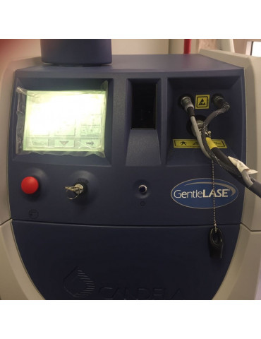 Candela GentleLASE Second Hand year 2014 Used Laser