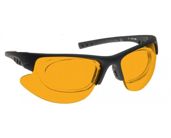 Occhiali protezione luce di Wood e UV