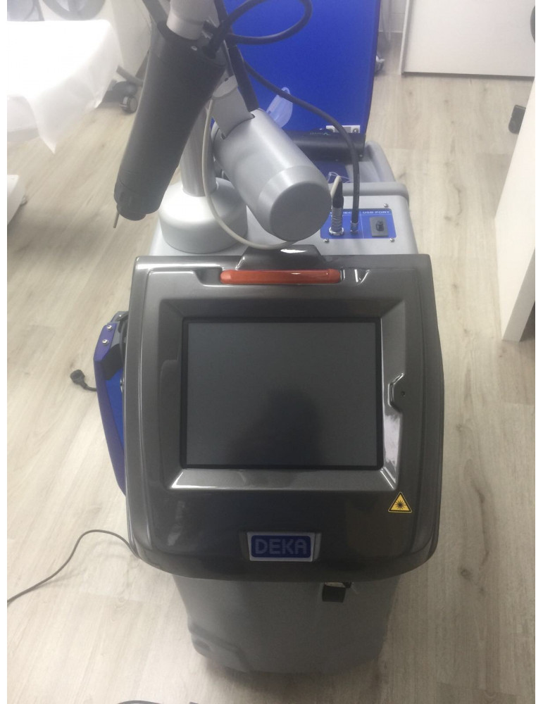 Laser Deka SYNCHRO QS4 usatoLaser Usati
