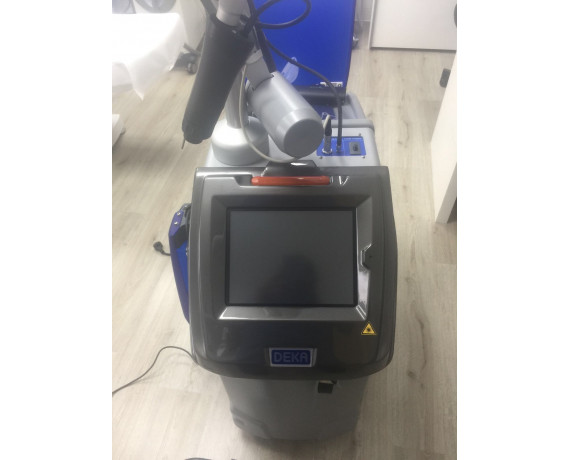 Laser Deka SYNCHRO QS4 usato