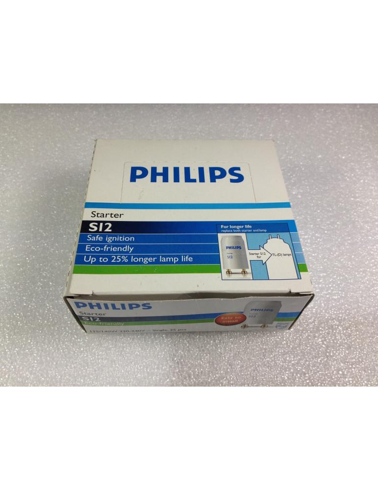 Starter Philips S12 Caja de 25 piezasAccesorios Philips