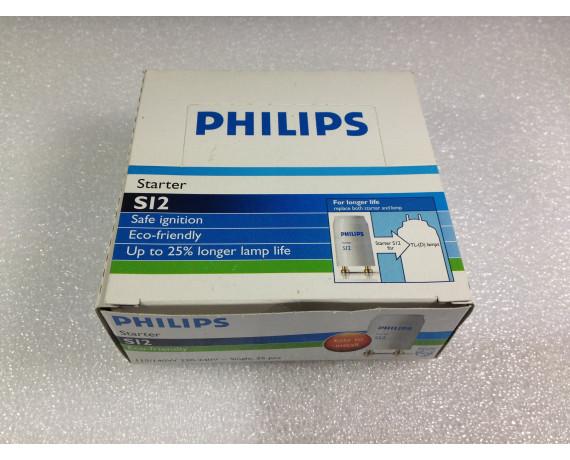 Starter Philips S12 Scatola da 25 pezzi