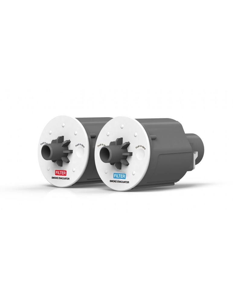 Filtro de vacío de fusible Surtron Evac GIMAAccessories Limpiador de fusibles TBH GmbH 30452