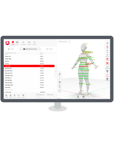 StykuScanner 3D Body 3D Body Scanner styku