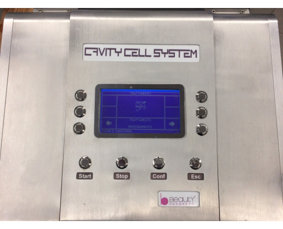 Second Hand Ultrasonic cavitation Cavity Cell System