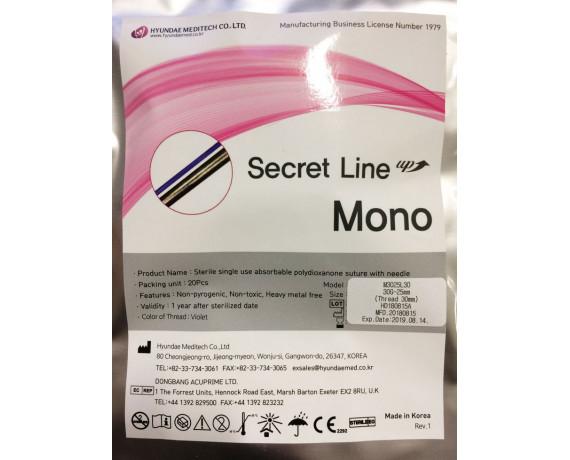 Fili Biostimolanti Estetici Secret Mono 20 pz.