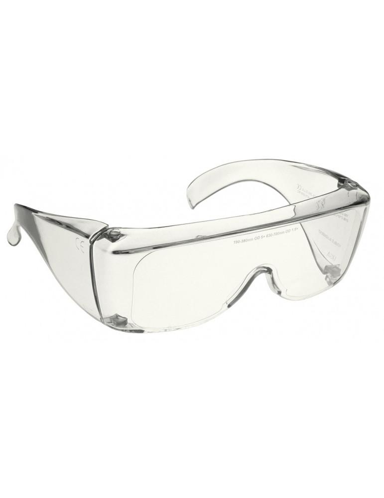 Occhiali fototerapia UVOcchiali UVA / UVB NoIR LaserShields U10