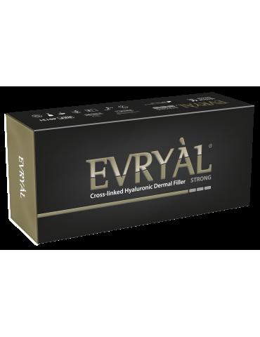 Cross-linked Hyaluronic Dermal Filler Evryàl Strong Cross-linked Filler Apharm S.r.l.