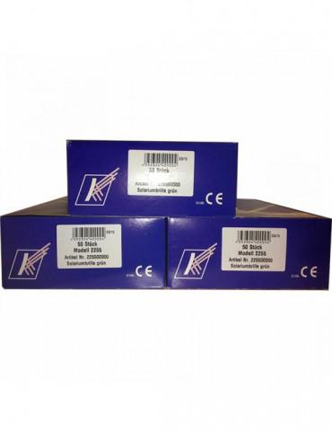 UV phototherapy patient Goggles 200 pcs. BOX UVA / UVB Glasses  2255-BOX200