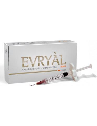 Hyaluronic Cross-Linked Filler Evry'l SoftFiller Cross-Linked Apharm S.r.l.