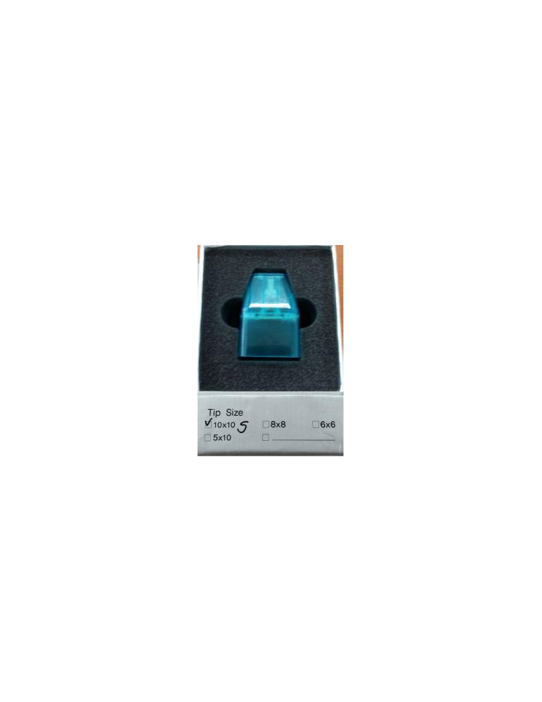 Sapphire 10x10 Tip per Lutronic Mosaic HPLutronic  6050234001