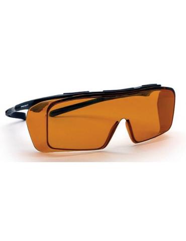Occhiali Laser in Fibra - KTP - Diodo - Nd:Yag - UV- EccimeriOcchiali combinati Protect Laserschutz 000-K0278-ONTO-54