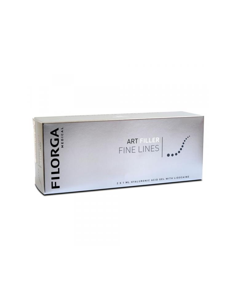 Filorga art Filler Fine Lines hyaluronic linear filler Linear Fillers  filorga-fine-lines