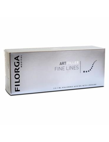 Filorga art Filler Fine Lines avec acide hyaluronique et lidocaïnePage filorga-fine-lignes
