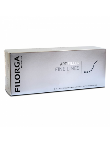 Filorga art Filler Lips lip contour with hyaluronic acid and lidocaine Linear Fillers  filorga-lips