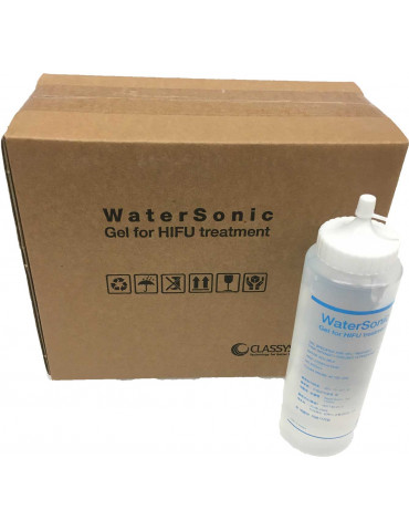 Żelowe zabiegi ultradźwiękowe pudełko 8 sztukGel i kremy do zabiegów GEL-BOX8