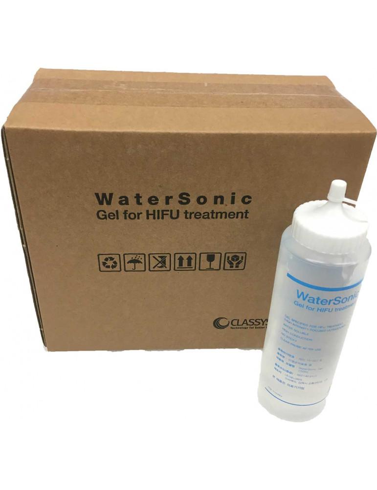 Traitements de gel Boîte ultrasonique 8 piècesGel et Crèmes pour les traitements GEL-BOX8