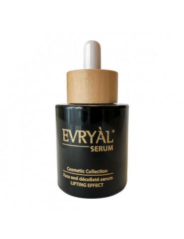 Suero antienvejecimiento Evryal Serum hecho con Platinum y ácido hialurónico AcidGel y Body Creams SERUM