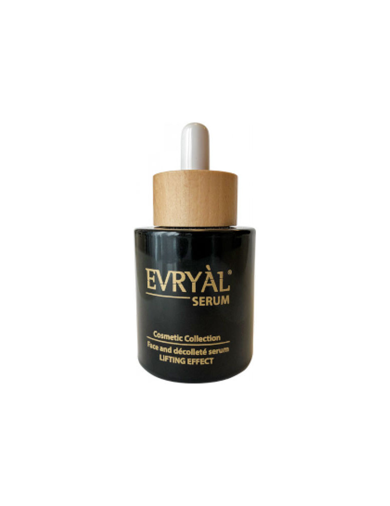 Evryal Serum Anti-Aging Serum mit Platin und Hyaluron SäureGel und Körpercremes SERUM