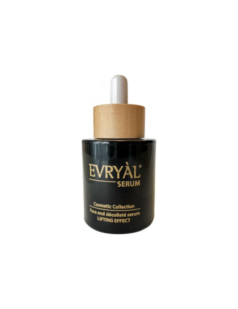Sérum anti-âge Evryal sérum à base de Platinum et Hyaluronic AcidGel et Body Creams SERUM