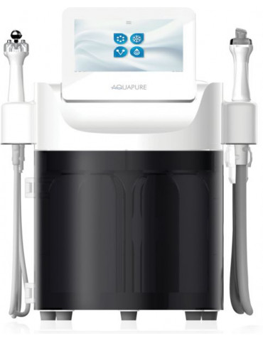 Cluederm AQUAPURE intelligent hydro facial treatment system Aesthetic Equipment  AQUAPURE