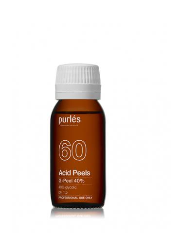 Purles 60 G-Peeling ácido...