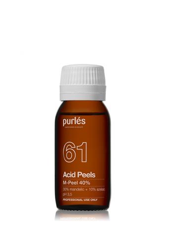 Purles 61 M-Peel Peeling...
