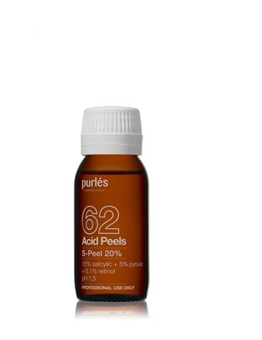 Purles 62 S-Peel Acido...