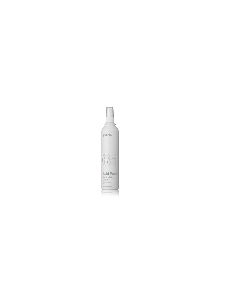 Purles 64 - Neutralizing solution for chemical peels 200 ml Chemical Peeling Purles PURLES64