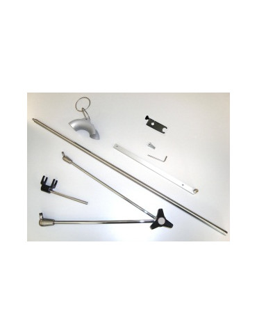 Zimmer Cryo 6Accesorios y adaptadores soportan el brazo 93,852,630
