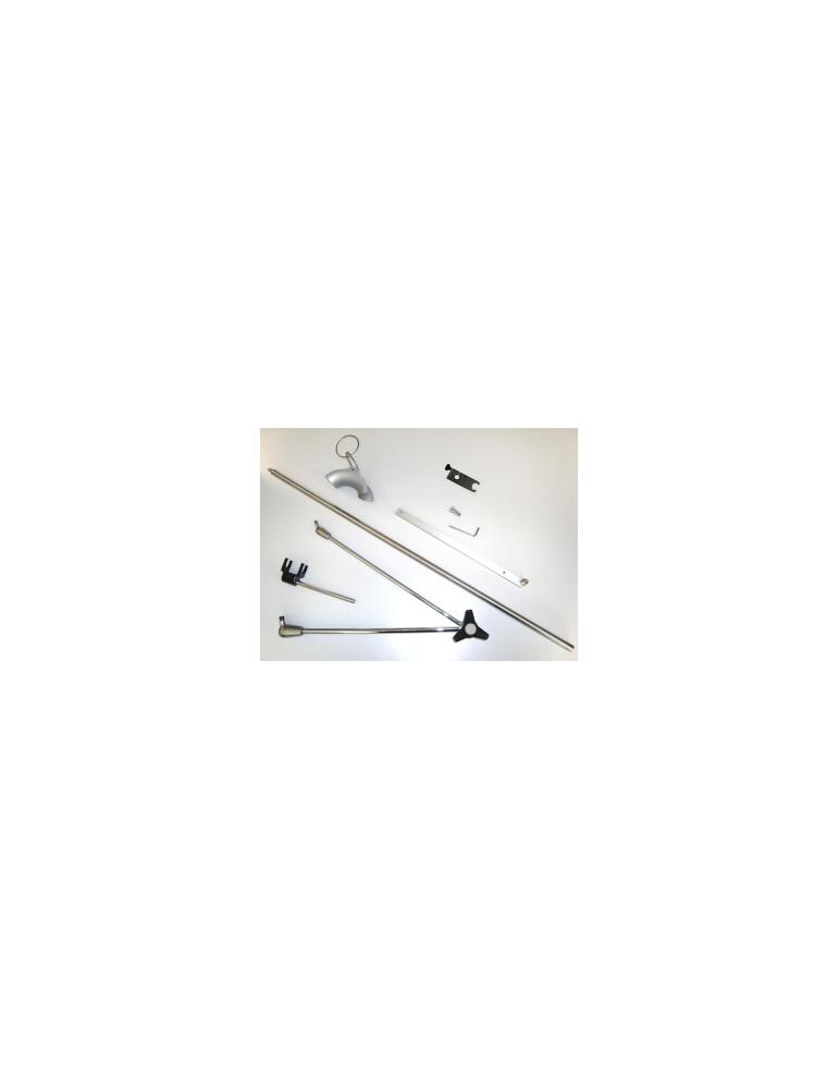 Zimmer Cryo 6Zubehör und Adapter Unterstützungsarm 93,852,630