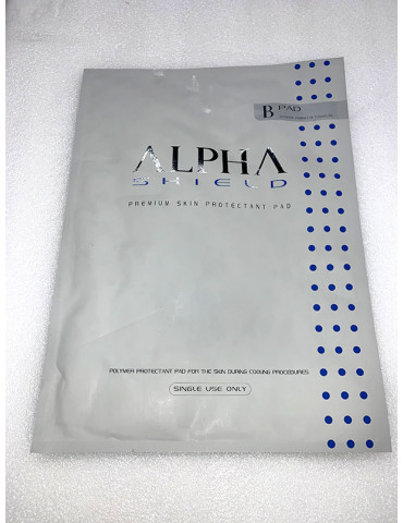 Clatuu Alpha B-Pads Gel Pads Shield 360 50 pcs. box Classys  OP-PAD-B