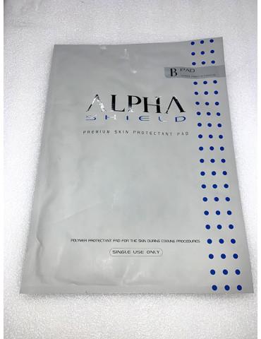 Clatuu Alpha Gel Pads Typ B-Pad Box 50 sztukKlasy op-pad-b