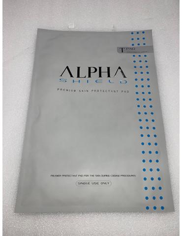 Clatuu Alpha Gel Pads Typ T-Pad Box 50 sztukKlasy op-pad-t