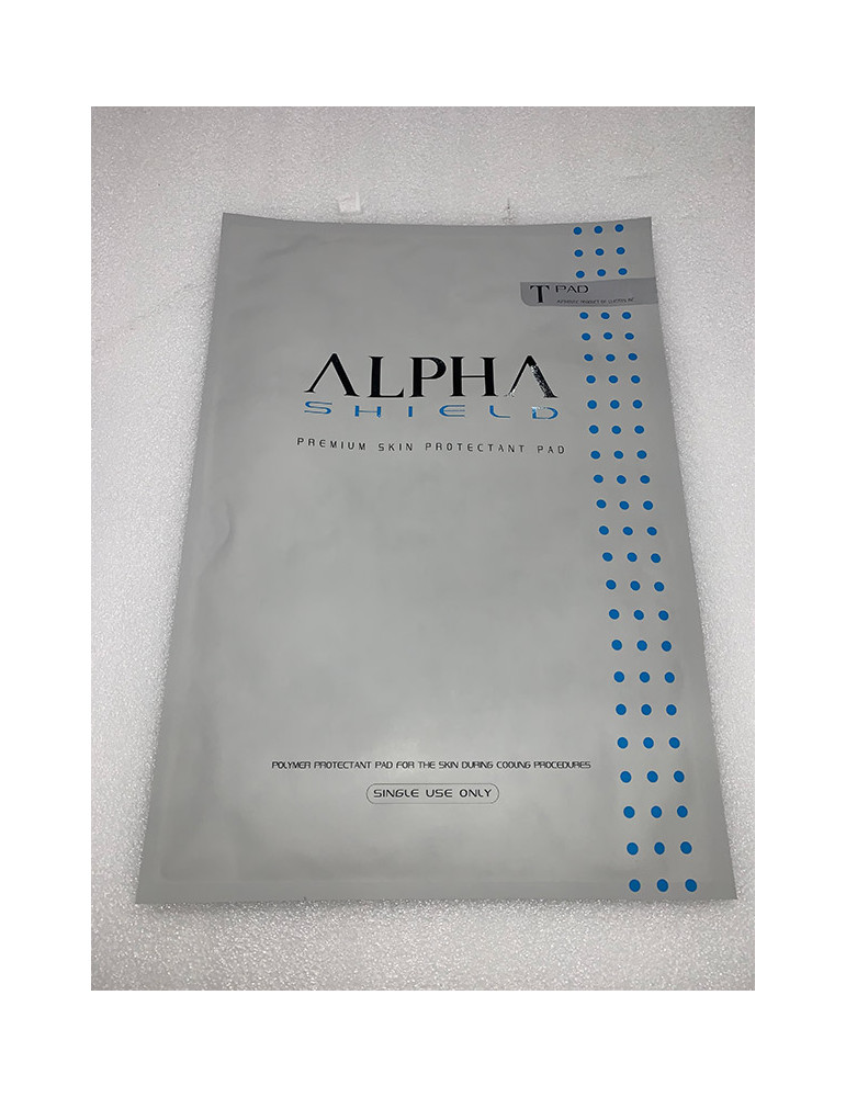 Clatuu Alpha Gel Pads Tipo T-Pad Scatola 50 pezziClassys  OP-PAD-T