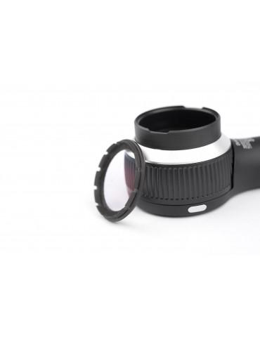 Spacer -  snap-on Kontaktglas