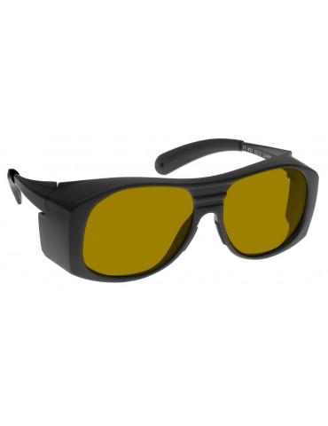 Okulary laserowe połączone...
